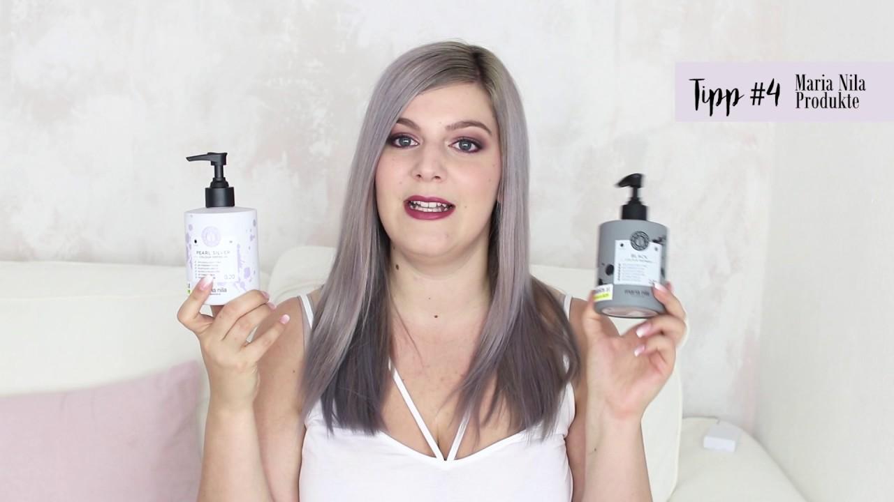 Top 5 Tipps Für Grannyhair Die Besten Produkte Für Graue Haare