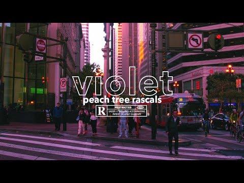 Peach Tree Rascals - Violet
