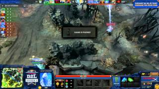 [HyperX D2L S5] SNA vs. Team Tinker Game 1