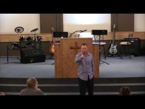 Jesus Takes Away The Sin Of The World - Pastor Josh Bush 4-9-17