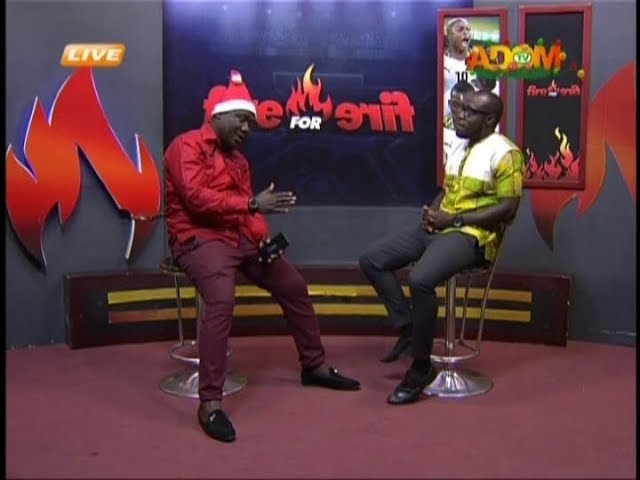 Commentary Position - Fire 4 Fire on Adom TV (11-12-18)