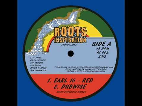 """Earl 16 - Red (12"""" Release Preview Clips)"""