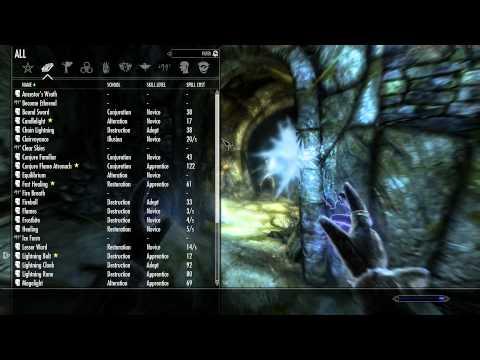 Elder Scrolls V: Skyrim Walkthrough in 1080p, Part 112: Labyrinthian Thoroughfare (PC Gameplay)