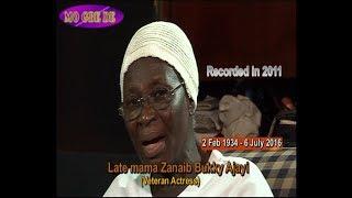 Late Zainab Bukky Ajayi Veteran Actress