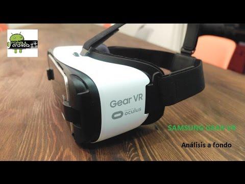 Prueba Samsung Gear VR
