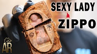 Zippo lighter restoration, repair and fluid refill
