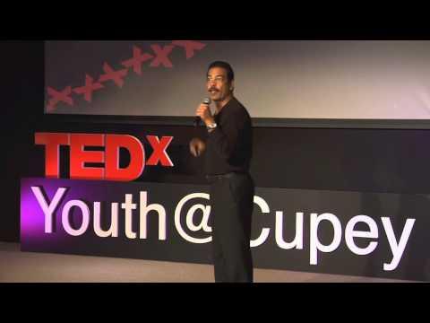 """Me rio de mi vida: José Vega """"REMI"""" at TEDxYouth@Cupey"""