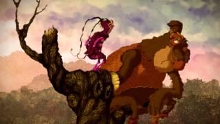 Bokorugró mesetár / A HŐSCINCÉR   (Bush Tales / The Capricorn Beetle)