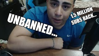 ROBLOX CLICKBAITER Got UNBANNED From YouTube