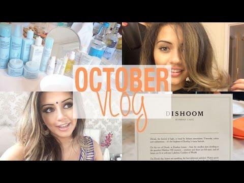VLOG | October 2014 | Kaushal Beauty