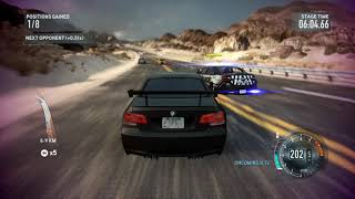 NFS The Run Racing in Deseart with Storm | Game Tricks