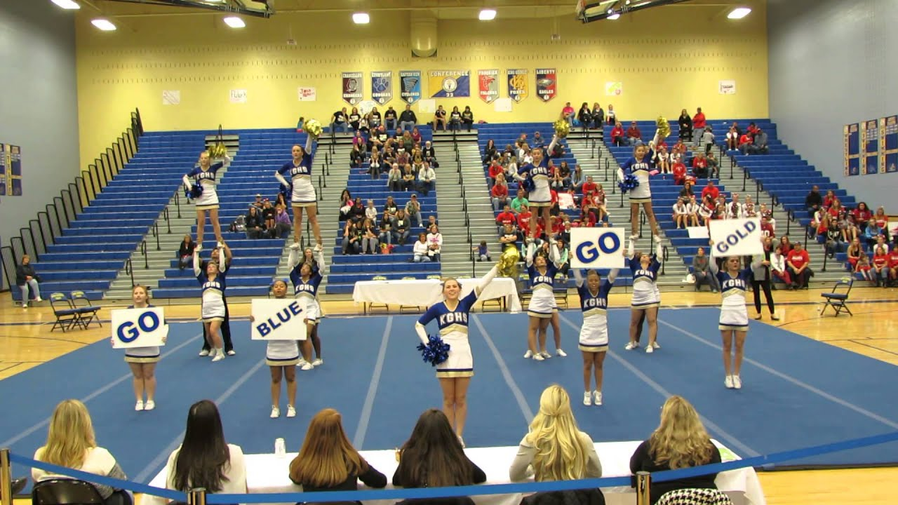 High School Cheer Competitions