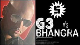 G3 ft Binder Bajwa in Kini Soni (G3 vs BHANGRA)
