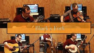 Black's Fork (Matt Flinner Cover)