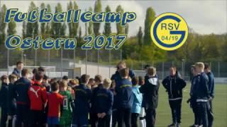 Oster-Fußballcamp 2017 von Ratingen 04/19