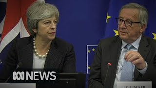 Theresa May secures legally binding Brexit deal, so what makes this proposal different? | ABC News