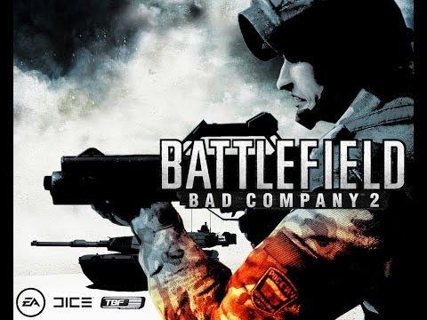 Battlefield Bad Company 2 Movie Cutscenes