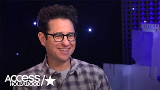 j j abrams on getting star wars blessing from george lucas