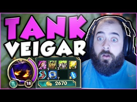 Download Youtube: HOW STUPID IS THIS TANK AP VEIGAR BUILD IN TOP? NEW OP VEIGAR TOP BUILD SEASON 7! League of Legends