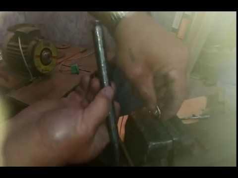 Как завальцевать тросик в домашних условиях