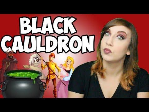 Disney History - The Black Cauldron (Down to Disness)
