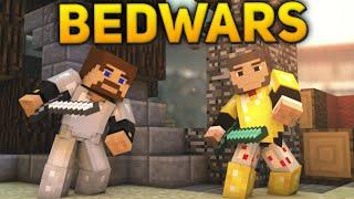 Minecraft BedWars #73 - Новая тактика