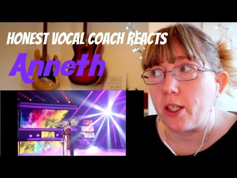Vocal Coach Reacts to Anneth JEALOUS Labrinth - Indonesian Idol Junior 2018