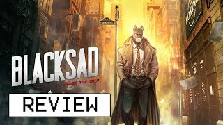 Blacksad: Under The Skin Review (Video Game Video Review)