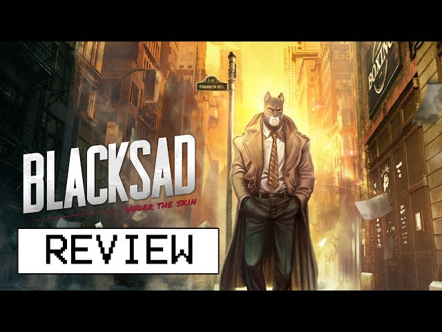 Blacksad: Under The Skin Review
