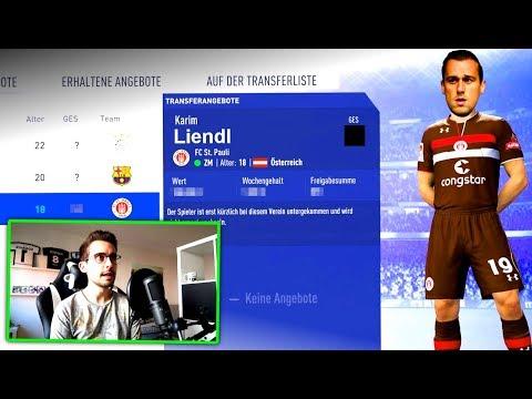 FIFA 19 : DIE WIEDERGEBURT VON MICHI LIENDL !!? 👶 + Neue Musik 🎵 1860 Karriere #22
