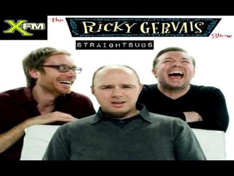 Ricky Gervais Radio Show - 26 April 2003