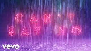 Jordyn Jones - Can't Say No (Lyric Video)