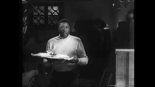 John Kitzmiller in Desiderio 'e sole (G. Pastina, 1954)