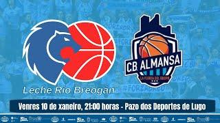Video Diego Epifanio RP Previa Leche Río Breogán - Afanion Almansa