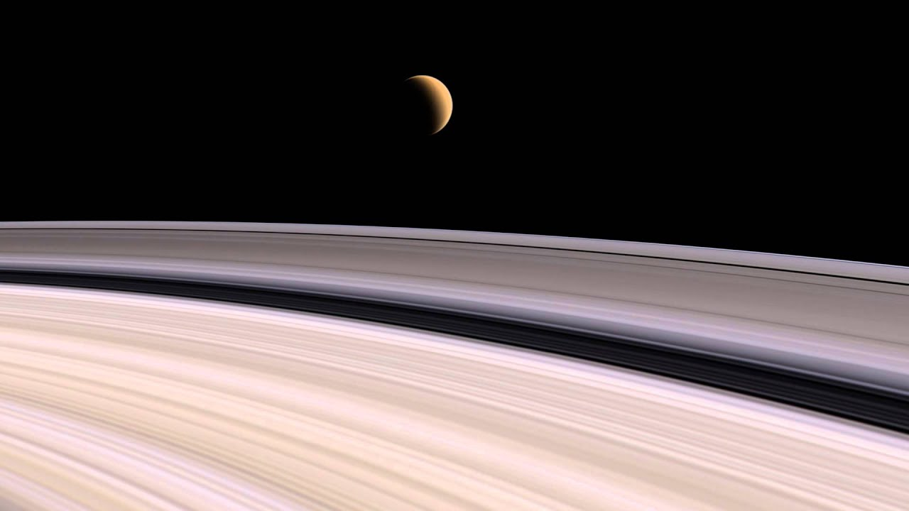 The Story of the Film | In Saturn's Rings