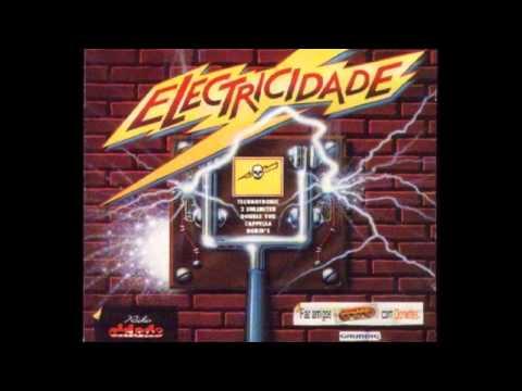 Electricidade 94 Megamix 1994 By Vidisco PT