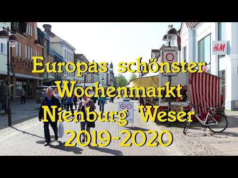 Europas schönster Wochenmarkt  vor und in Corona-Zeiten! Europe's most beautiful weekly market!