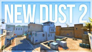 HUGE NEW DUST 2 UPDATE (de_dust2 remake)