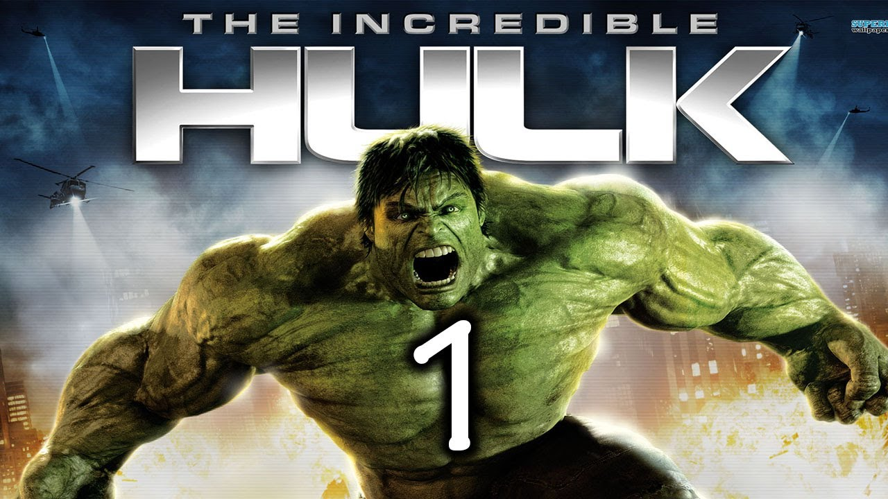 The Incredible Hulk PC Games