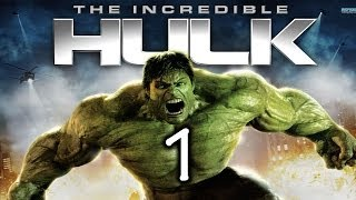 The Incredible Hulk - Gameplay Walkthrough Part 1 -  Beginning