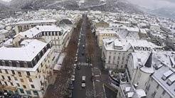 Bagneres De Luchon, France | Drone
