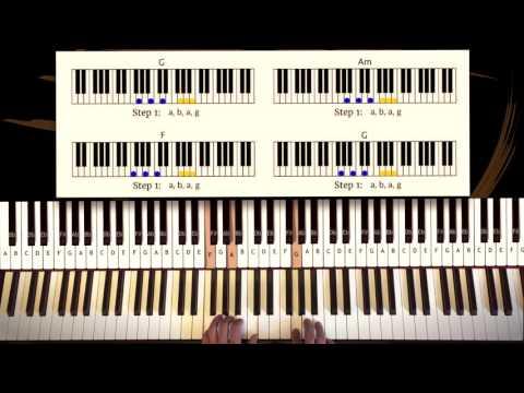 3 Ways to Play this Killer Piano Riff | LOTW 1 - Jamie's Lick