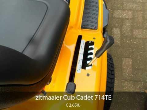 Cub Cadet CC 714 TE