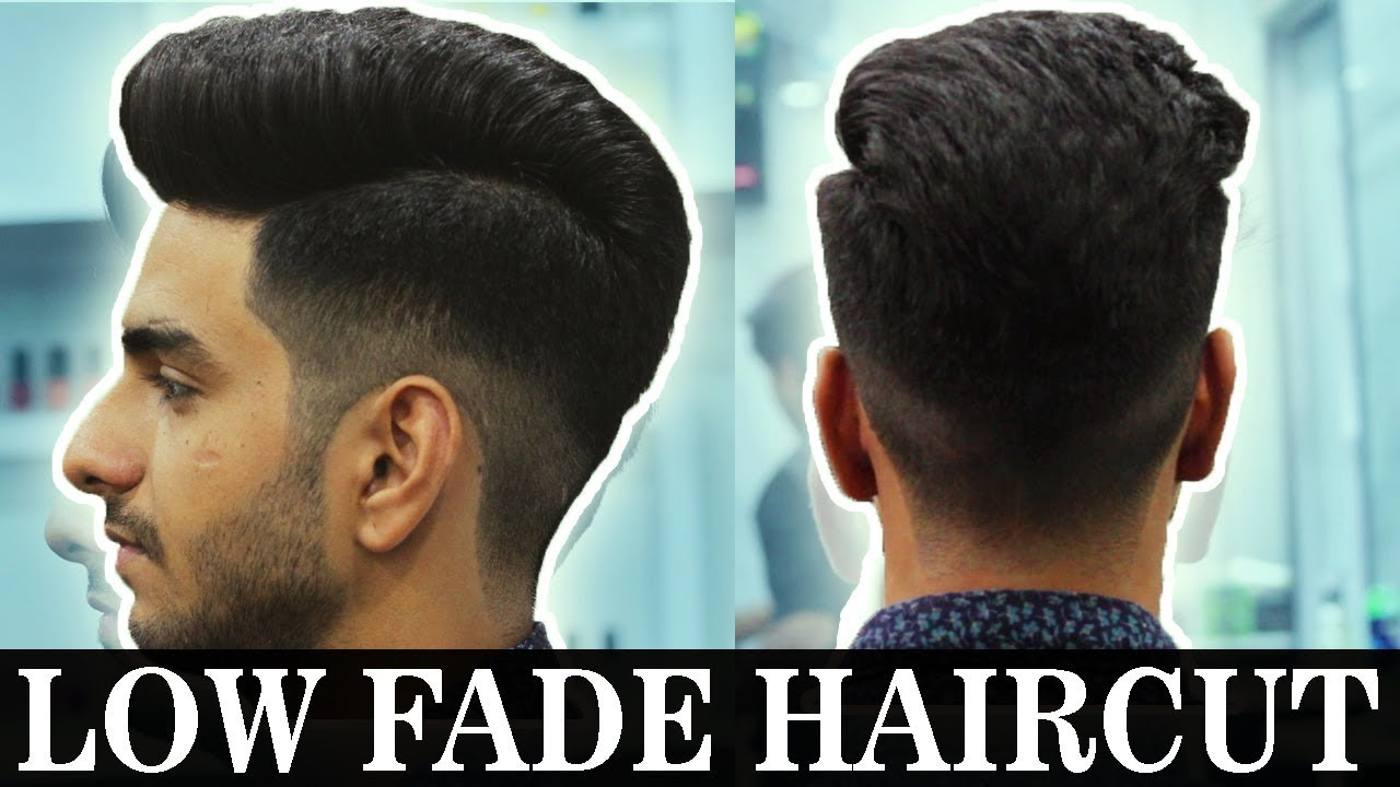 best summer hairstyle for indian men/boys 2018! | low fade haircut