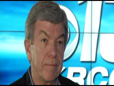 Roy Blunt extended interview