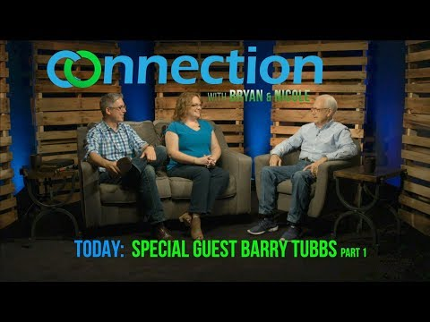 Barry Tubbs Interview Part 1  // CONNECTION S2:E20