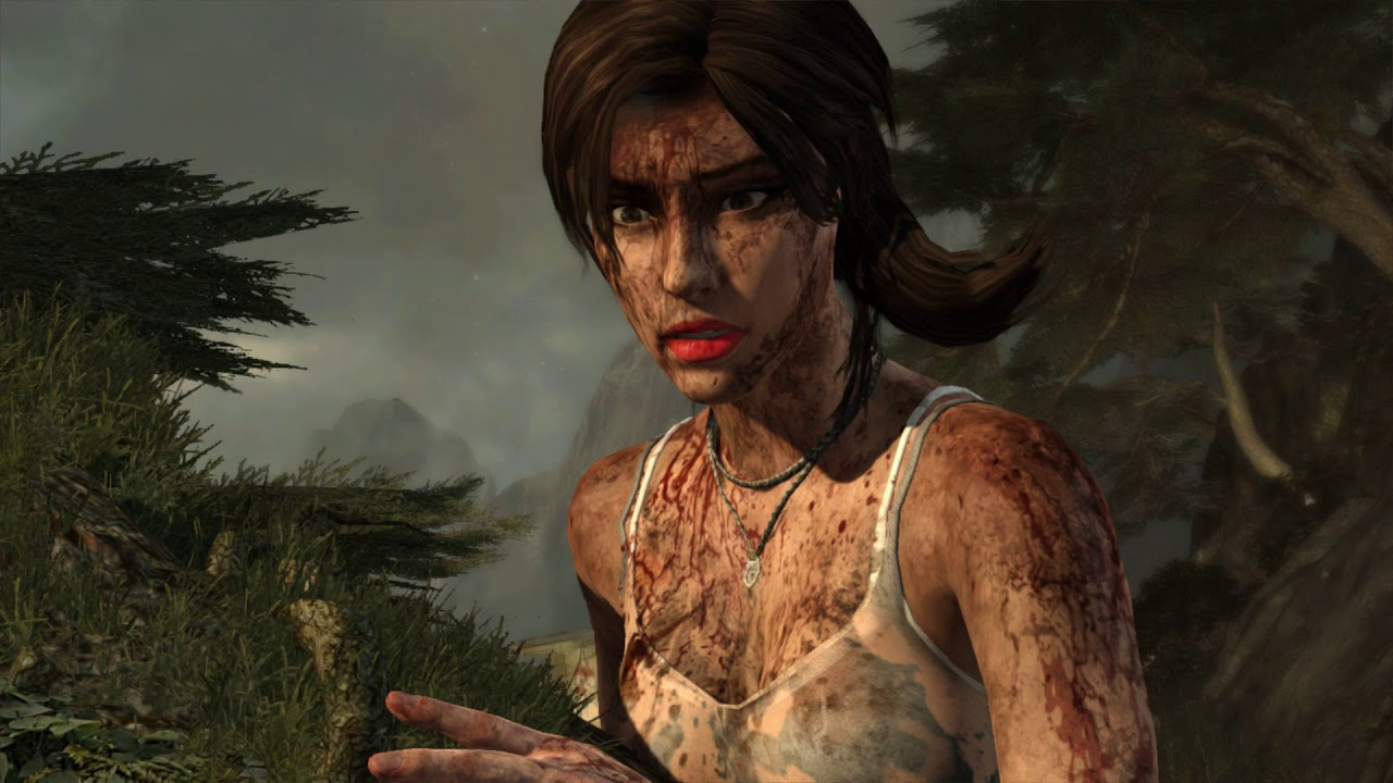 Pin on tombraider