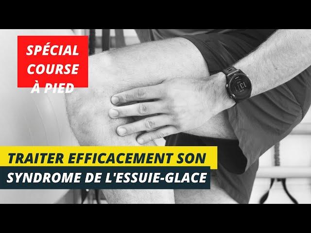 SYNDROME DE L'ESSUIE-GLACE : CONSEILS ET TRAITEMENT POUR OPTIMISER LA GUÉRISON