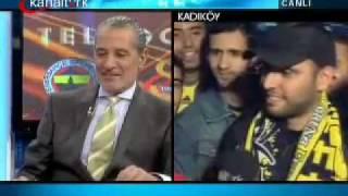Fenerbahçe 3 Galatasaray 1 - Çıldırın Çıldırınnnn!.. 25 Ekim 2009