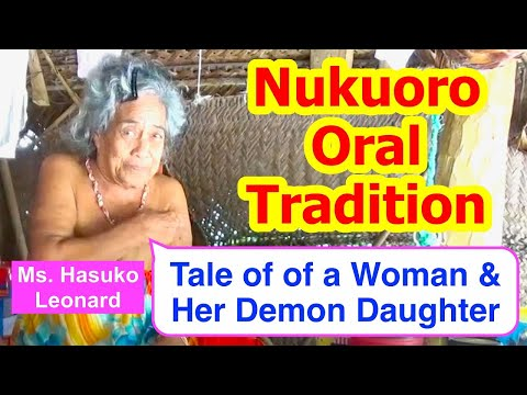 Tale of of a Woman and Her Demon Daughter, Nukuoro